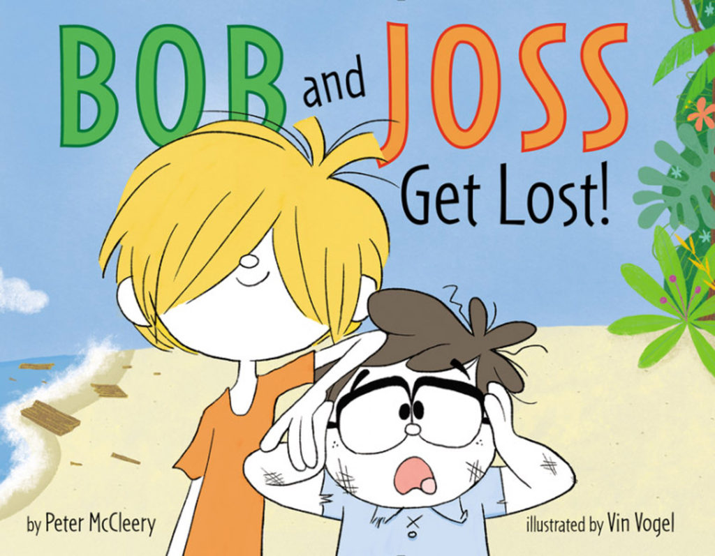 Bob and Joss Cover